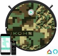 IKOHS NETBOT S15 Robot Vacuum Cleaner Professional 4 On 1 Mapping Sailing App