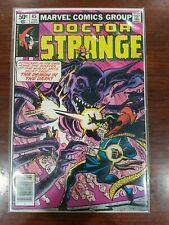 Doctor Strange #45  1981 Marvel Comic