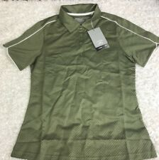 Cutter And Buck New With Tags Womens Small Polo Top Drytec Luxe