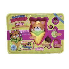 Smooshy Mushy Bento Box Sassy Fussy Fox Collectible Figure Series 1