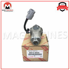 89672-30020 GENUINE OEM THROTTLE CONTROL MOTOR 8967230020