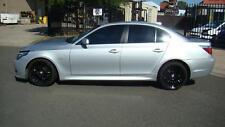 BMW 5 SERIES LEFT REAR HUB ASSEMBLY 2.5LTR PETROL E60, 10/03-04/10