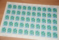 Canada 1977 #718 = Tree Douglas Fir = MNH-VF Full Sheet of 50