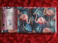 "Ironing Board Cover, Tropical Flamingo Design, 55"" x 19.5"""