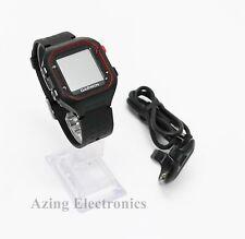 Garmin Forerunner 25 GPS Running Watch 010-01353-00 Black/Red