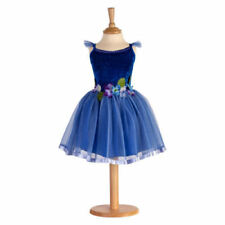 Déguisements costumes bleus en 8 ans pour fille