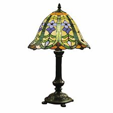 Edele Tischlampe im Tiffany Stil 30x48cm Tiffanylampe NEU!