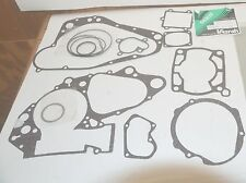 SUZUKI RM250 1991 93  COMPLETE GASKET SET 608 -3081 NEW HEAD BASE