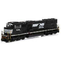Athearrn ATHG65211 Norfolk Southern SD60E #7035 Locomotive HO Scale