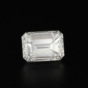 1.02ct Loose Diamond GIA Graded Emerald Cut Solitaire J VS1