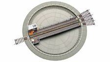 Roco H0 42615 Modell-Drehscheibe mit Elektroantrieb und Steuergerät NEU + OVP