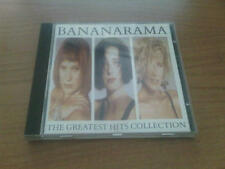 CD BANANARAMA THE GREATEST HITS COLLECTION GDL