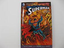 DC Comics Superman Vol.1 What Price Tomorrow? Hard Cover Trade Paperback New 52