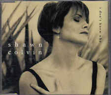 Shawn Colvin- I dont Know Why cd maxi single