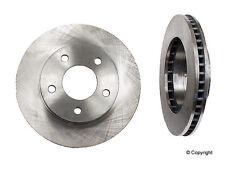 WD Express 405 09008 501 Front Disc Brake Rotor