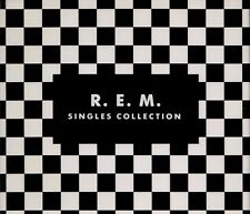 R.E.M Singles Collection 4 CD Edition RARE JAPAN LTD WPCP-4781-4