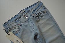 *444 DRYKORN Damen Hüft Jeans Hose STYLE DO BOOTCUT W28/L34 // 2.Wahl