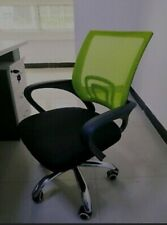 Pre-owed Fabric Chair Upholstered Home Office