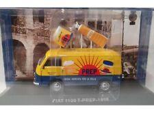 FIAT 1100 T PREP GIRO D ITALIE TOUR DE FRANCE VELO..1/43.ALTAYA