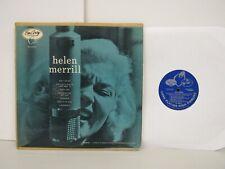 Helen Merrill LP Emarcy MG 36006 1955 Quincy Jones Clifford Brown Jazz LP - Mono