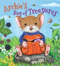ARCHIE'S BAG OF TREASURES / LUCY BARNARD9781784937454