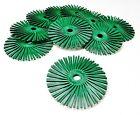 "3M Radial Bristle Discs Scotch-Brite  3"" Green 50 Grit 10 Discs Coarse Grade"