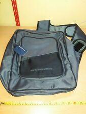Ben Sherman Messenger/Crossbody Bag. Grigio/Nero. NUOVO con etichetta