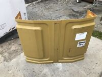 The Raymond Corporation 150-OPC30TT Order Picker Forklift Plastic Back Cover
