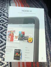 Barnes & Noble Nook HD 8GB, Wi-Fi, 7in EUC in Original Box