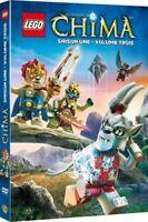 LEGO Les légendes de Chima saison 1 volume 3 DVD NEUF SOUS BLISTER