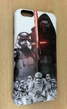 Star Wars The Force Awakens iPhone 6 6s 7 Soft Plastic Quality Case