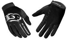 Kwala Gloves Tactix 2.0 BLACK Motocross MTB BMX Gloves NEW