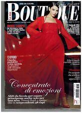 La mia Boutique Nr. 12,  2017, Schnittmustermagazin aus Italien