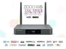 Zidoo X9S Smart TV BOX Android 6.0 Quad Core 2G/16G WIFI Bluetooth Media Player