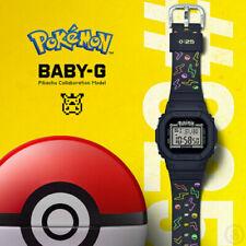 New Casio Baby-G X Pokémon Limited Edition Watch BGD-560PKC-1