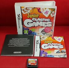 junior classic games ds