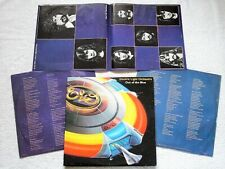 """ELECTRIC LIGHT ORCHESTRA - OUT OF THE BLUE - 2 X 12"""" VINYL LPs - GATEFOLD SLEEVE"""