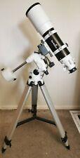 Skywatcher Startravel 120 Refractor Telescope, EQ5 mount and tripod