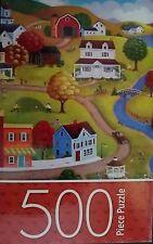 500 Pc Jigsaw Puzzles Boats Village Venice Toy Shelves Jelly Beans Parrots   S71