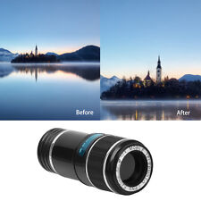 Universal 12X Zoom Mobile Phone Clip-on Telephoto Camera Lens for iPhone 6/6S/SE