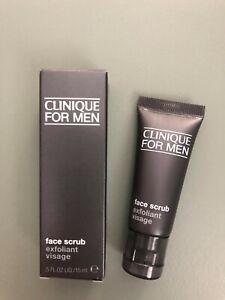 Clinique For Men Facial Scrub Sample Size 15ml