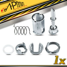 Door Lock Cylinder Barrel Repair Kit for VW Golf Bora Audi A6 Allroad Quattro