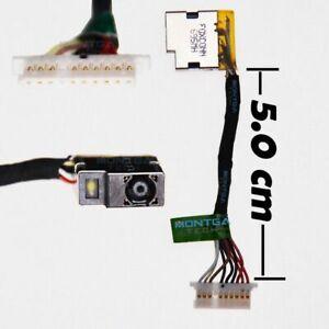 Câble connecteur de charge HP 15-AX242NF DC IN Power Jack alimentation