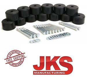 """JKS 1.25"""" B1 Body Lift For 81-85 Jeep CJ8 Scrambler 9901"""