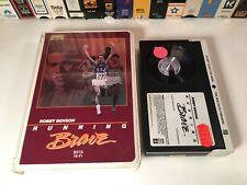 * Running Brave Drama Betamax NOT VHS 1983 Billy Mills Bio Robby Benson Beta 80s