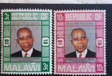 MALAWI  1976 MI.NR. 263-64
