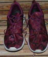 Nike (Free) Purple Camouflage Canvas Training Shoes Size 10UK