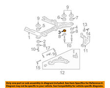 GM OEM Front Suspension-Lower Insulator 25674835