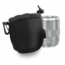 Small Neoprene Lens Pouch for Carl Zeiss Planar T*/Distagon T*/Biogon T*/Sonnar
