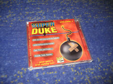 Super Duke Volume 1 Level CD PC Duke Nukem 3 D haufenweise neue Level